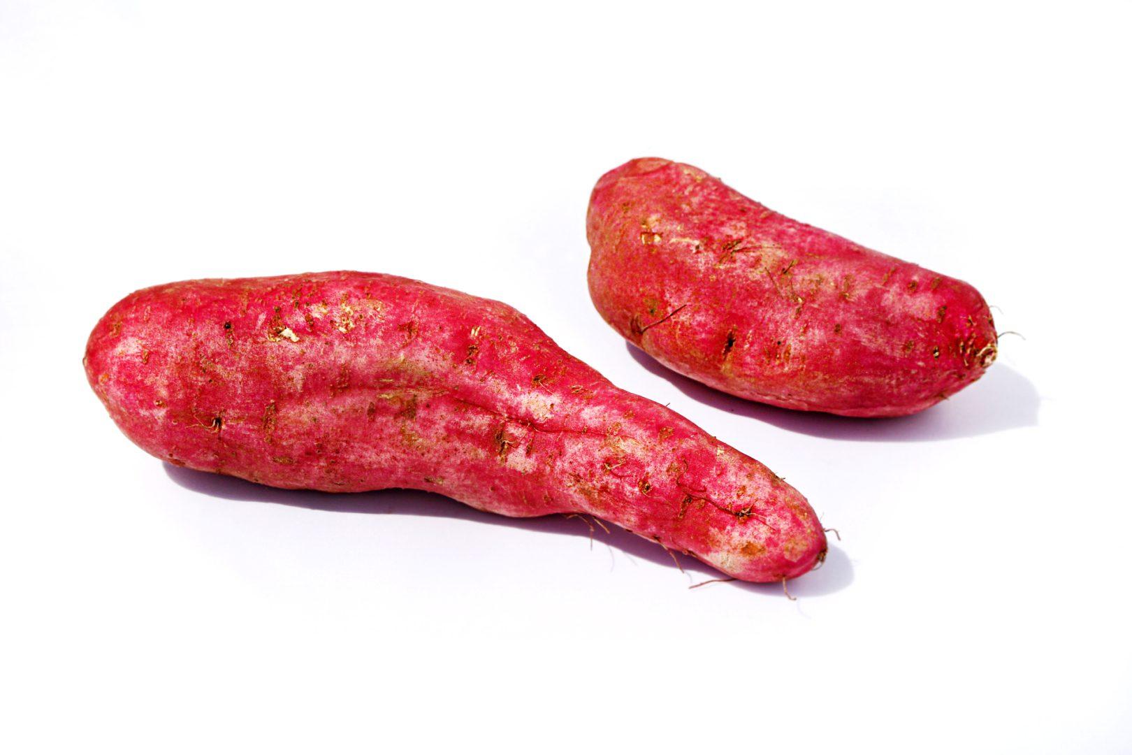 Zoete Aardappel Rood